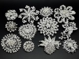 Brooches and cufflinks