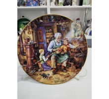 Grandfather's plate workshop Germany