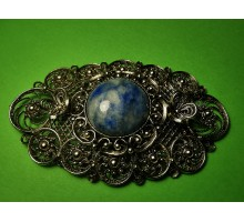 Brooch  turquoise