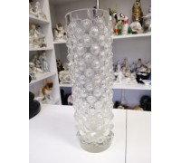 Glass vase USSR