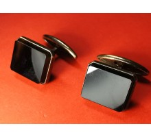 Cufflinks silver 875 samples of the USSR