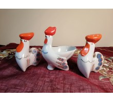 Set of roosters Polonsky ZHK