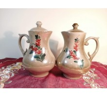 Pitcher USSR ceramics