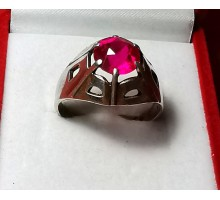 Ring Silver 875 USSR