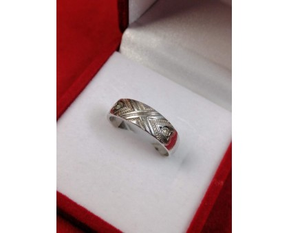 USSR silver ring