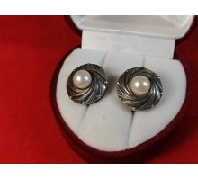 Earrings 925 silver