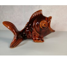 Fish ceramics USSR