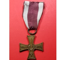 Insignia Cross of the Brave Poland