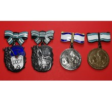 Orders of Maternal Glory and Medals of Maternity of the USSR